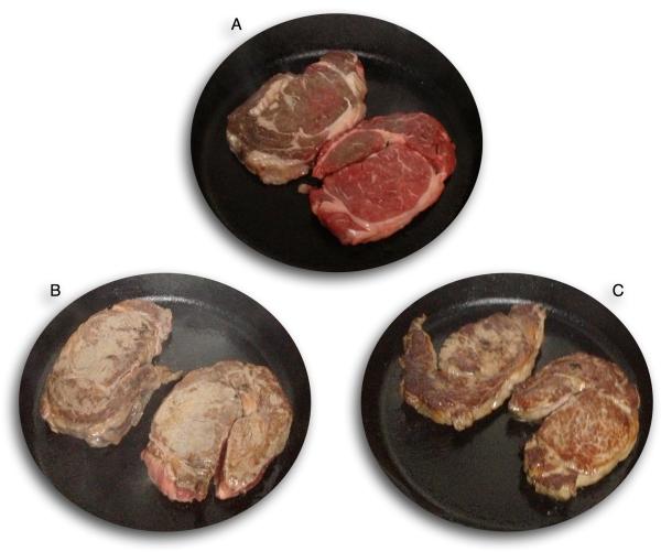 Cooking Steaks