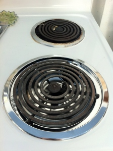 The new drip-pans/reflectors do certainly look nicer!