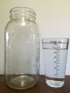 a.k.a. use a proper measuring glass!
