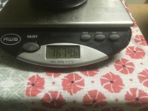 1674.6 grams