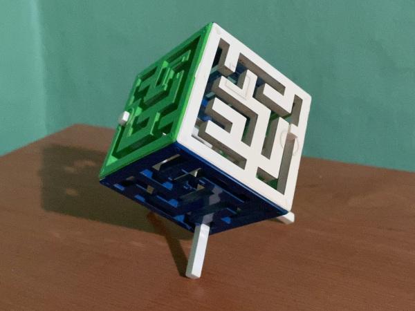 Oskar's Cube